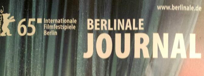 Die 65. internationalen Filmfestspiele Berlin