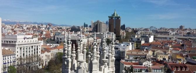 ¡¡In 4 Tagen verliebt in Madrid!!