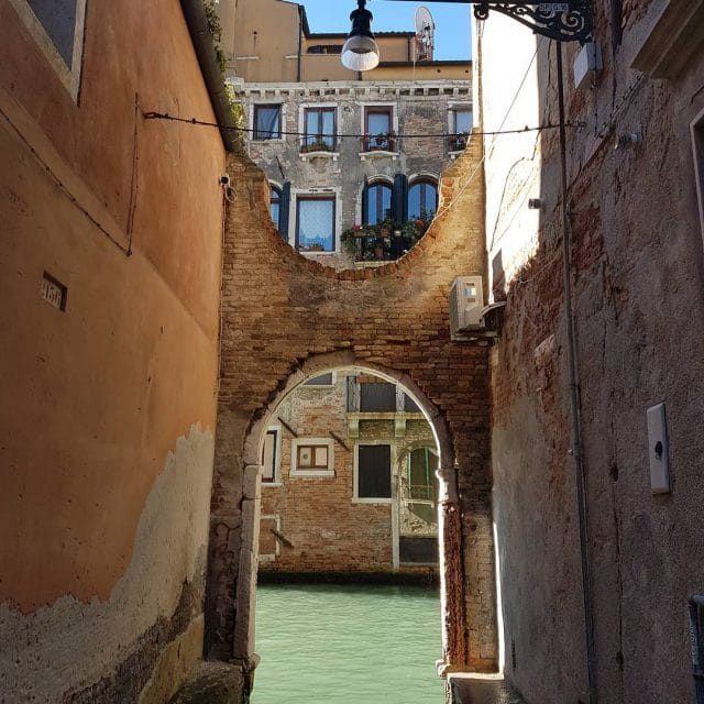 Venice where artists philosophers and casanova used to live andhellip