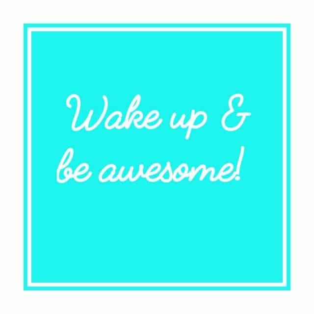 Schn guten Morgen! Jeder Tag ist ein neuer Tag hellip
