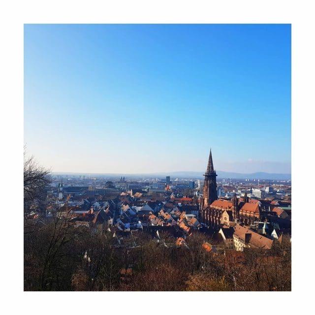 Sonnenstadt Freiburg In der Heimat findet meine Seele wieder seinenhellip