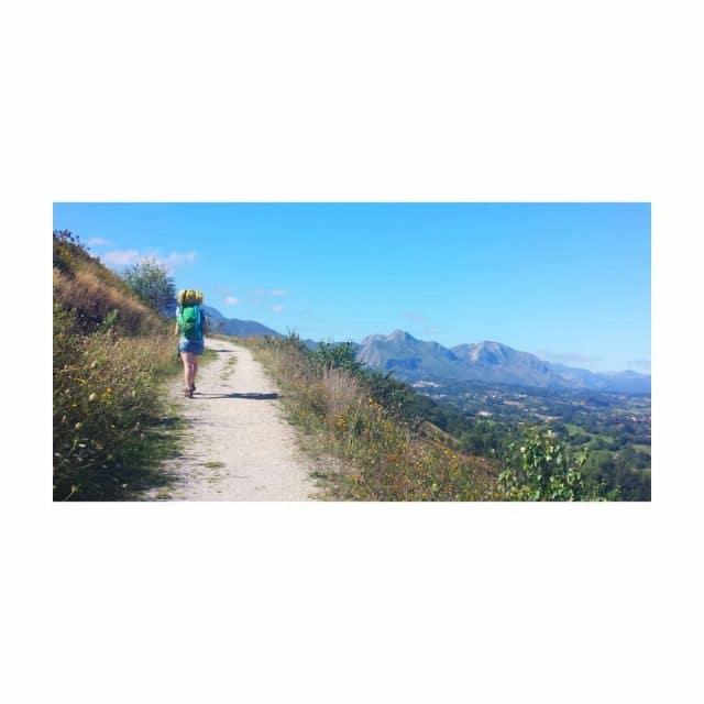 Buen Camino So begren wir uns wenn man andere Pilgernhellip