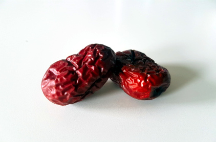 Superfood: getrocknete Jujube